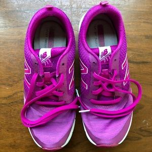 New Balance Sneakers Size 9 Purple